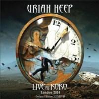 Live At Koko CD cover