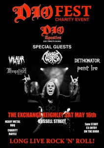 Dio Fest 16.05.15