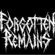 Forgotten Remains logo 192