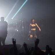 Marilyn Manson Glasgow 2015 dancer
