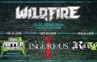 Wildfire 2016: Saturday Review