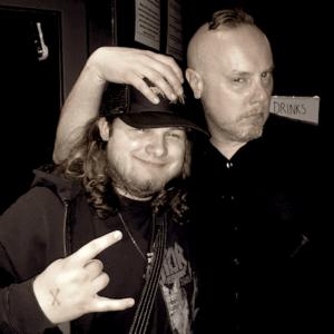 Myself and Josh Elmore
