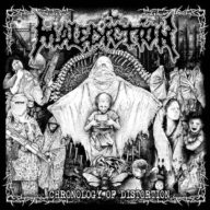 Malediction - Chronology of Distortion