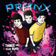 Pranx - Things On Your Mind