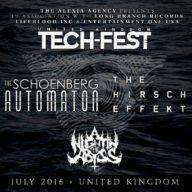 UK Tech-Fest tour 2016