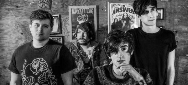 Band of the Day: The Ultraviolet