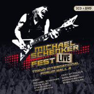 Michael Schenker Fest cover