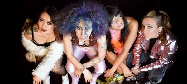 Band of the Day: Glam Skanks