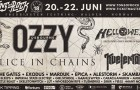 We'll Be There: Tons of Rock (20-22 June)