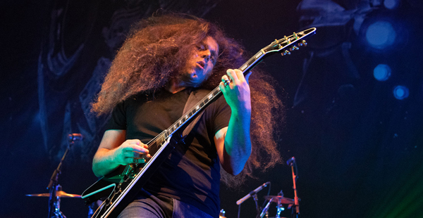 Gig Review: Coheed and Cambria / CHON – The Roundhouse