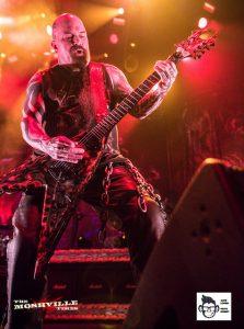 Slayer (c) Lowrey Photography