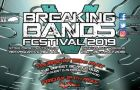 Breaking Bands complete lineup for outing number five