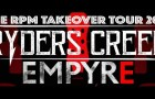 Empyre embark on the inaugural RPM Takeover Tour in May/June