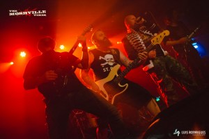 Gig Review: Otep / In Search Of Sun / Psycho Village / tHOLA / Khaidian – Dingwalls, London (13th February 2019)