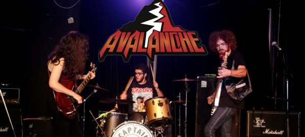 Band of the Day: Avalanche