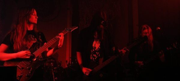 Band of the Day: Levitas