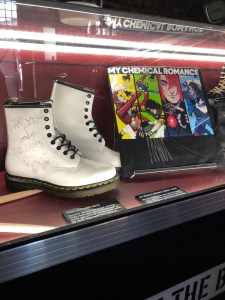 Frank Iero's (My Chemical Romance) Doc Martens