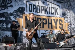 Dropkick Murphys (c) Katie Frost