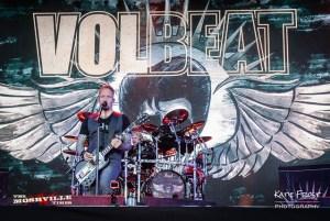 Volbeat (c) Katie Frost