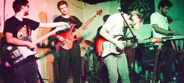 Band of the Day: Burden Limbs