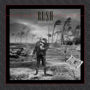 Rush Permanent Wave 40th Anniversary