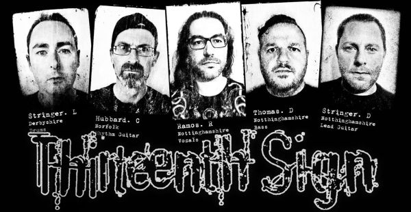Band of the Day: Thirteenth Sign
