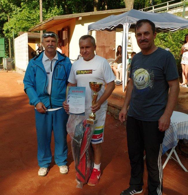V Jubileuszowy Turniej Tenisa Ziemnego o Puchar Dyrektora MOSiR-u 2017