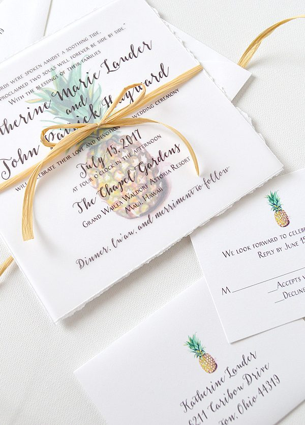 Preppy Wedding Invitations Archives