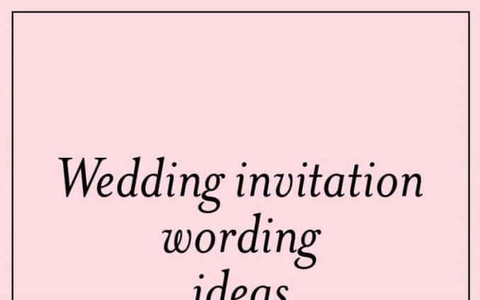 Funky wedding invitation wording ideas newsinvitation unique wedding invitation wording ideas funky invites invitations filmwisefo