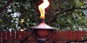 Outdoor Misting System Versus Torches