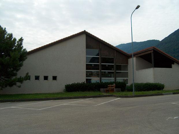 Salles Et Refuges Louer Baulmes Annexe Salle Des