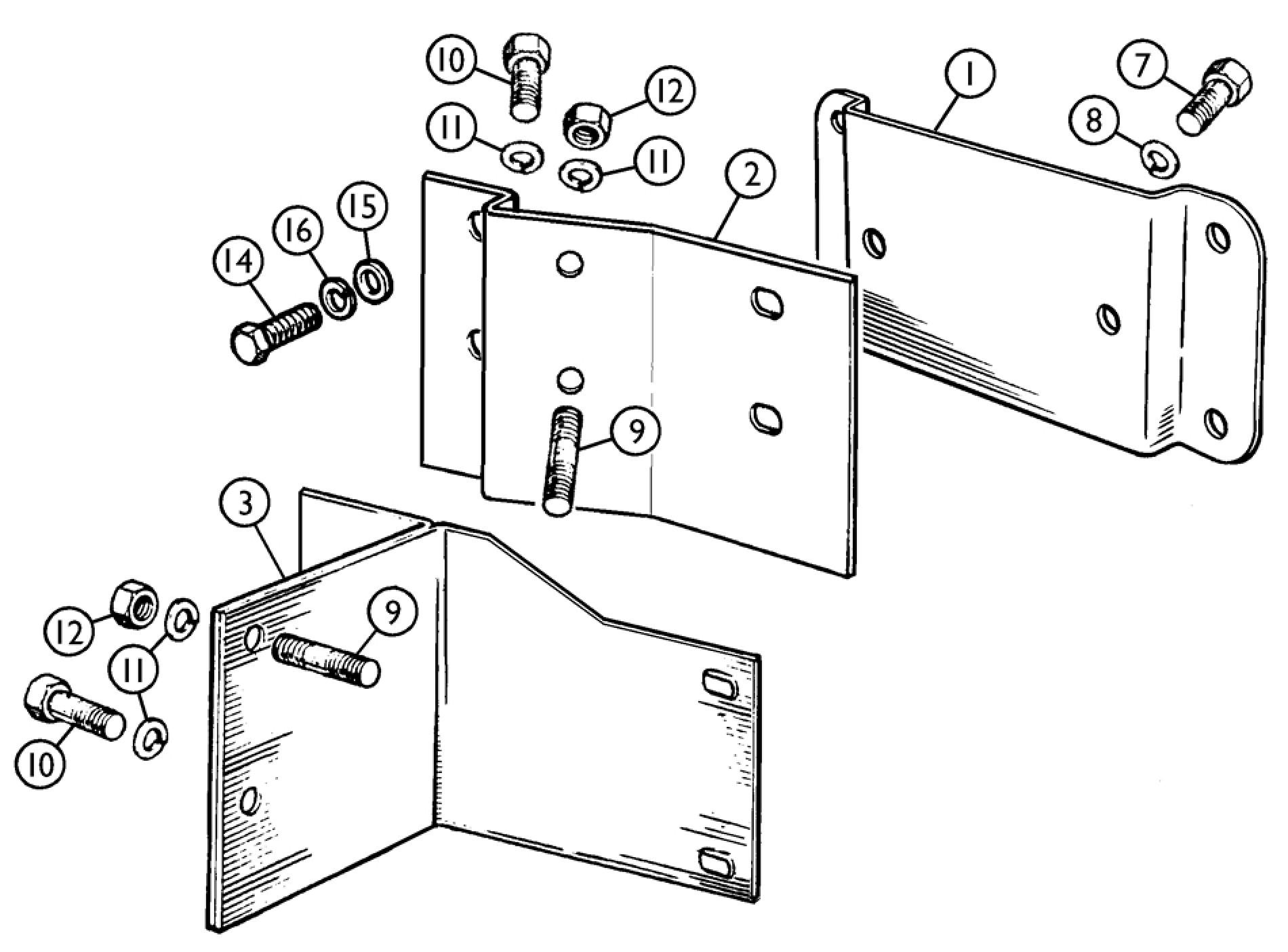 Fuel Pump Mountings