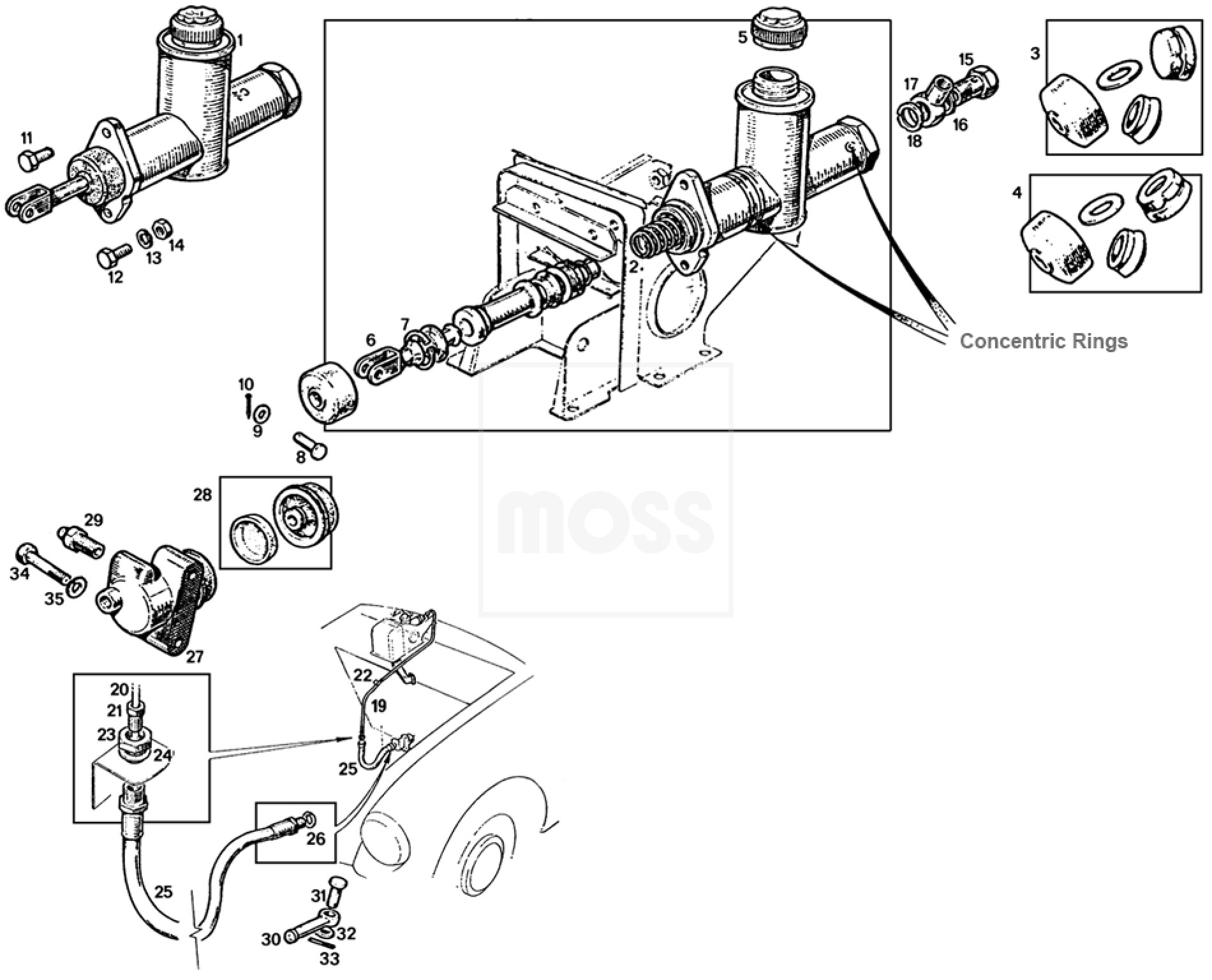 Moss Mgb Diagram 16 Wiring Diagram Images