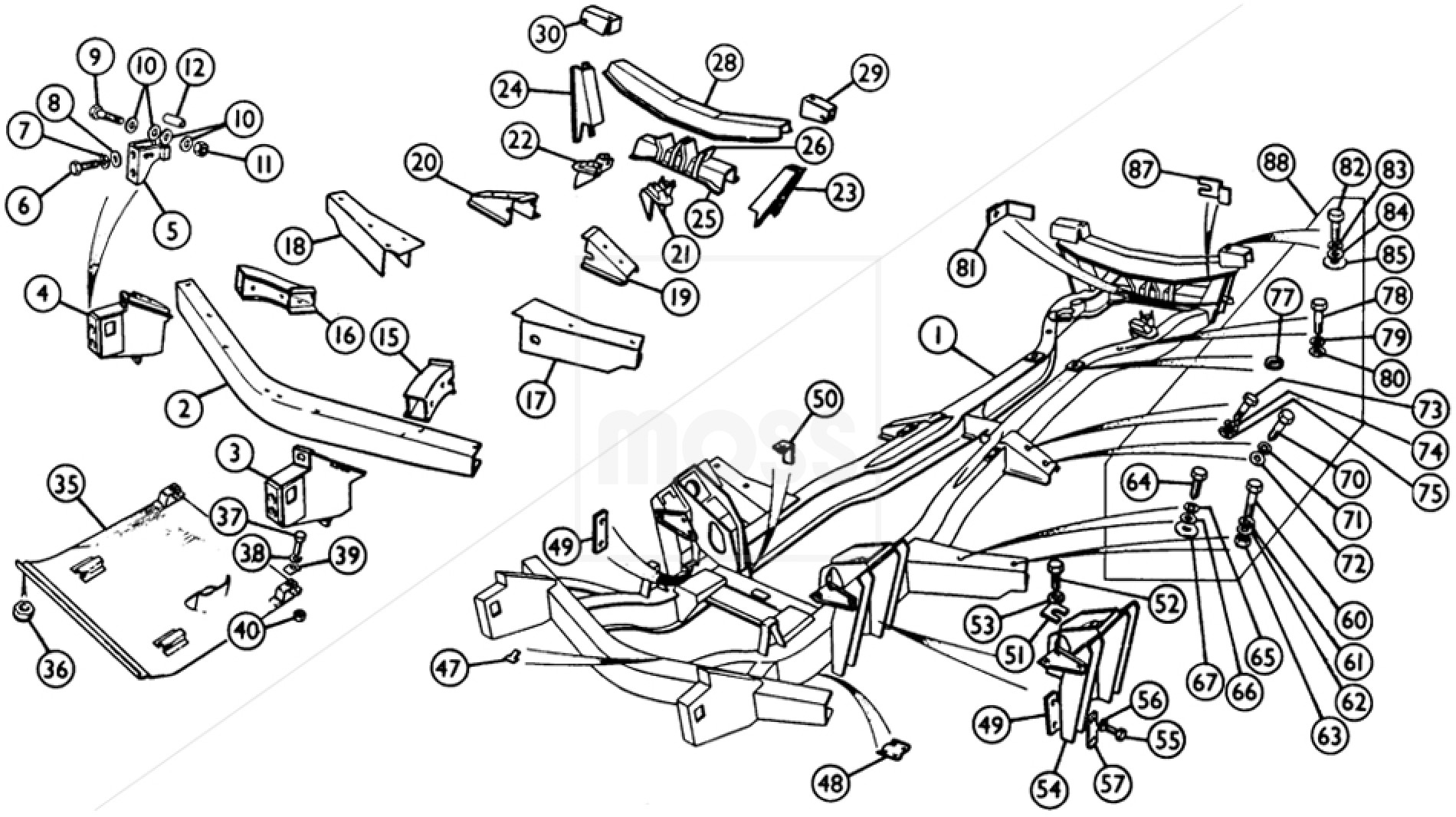 Auto Weld Chassis Frames | Wiring Diagram Database