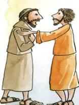 Si tu hermano te ofende, ve y repréndelo a solas