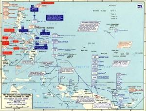 Leyte Gulf circa 1944
