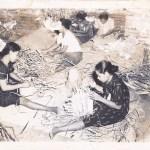 Chamorro women, Saipan, 1944
