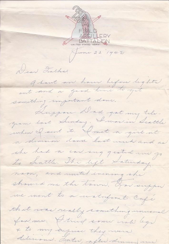 22 June 1942