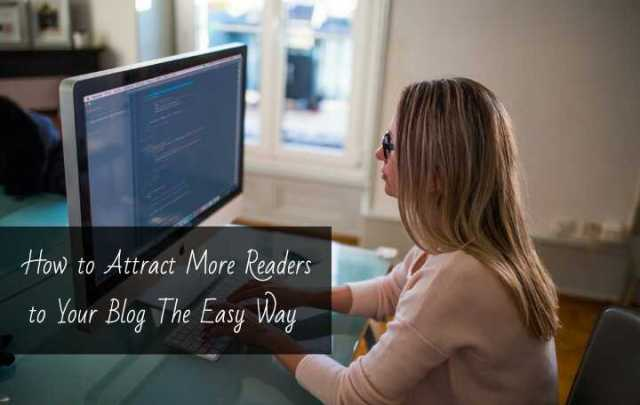 How to Get More Readers for Your Blog Posts