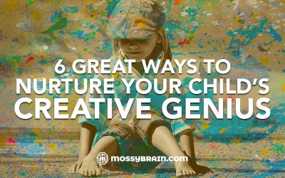 6 Great Ways to Nurture Your Child's Creative Genius