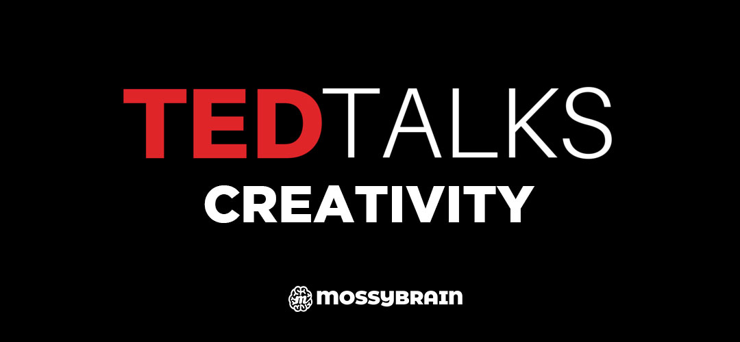 TED Talk: Tales of Creativity and Play