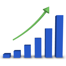 Image result for chart increase