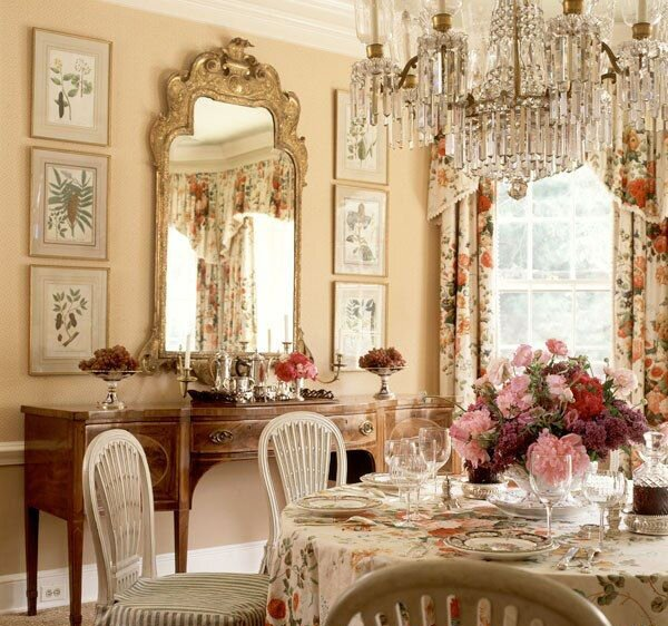 Home Country Pictures Decorating Idea