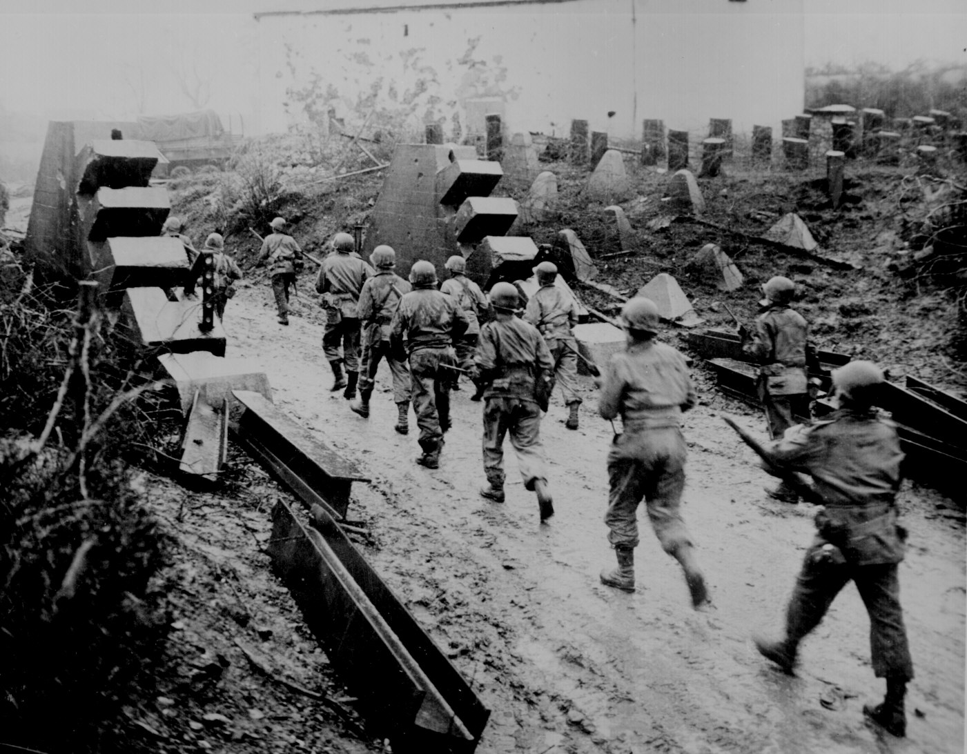 Authentic World War Ii Pictures