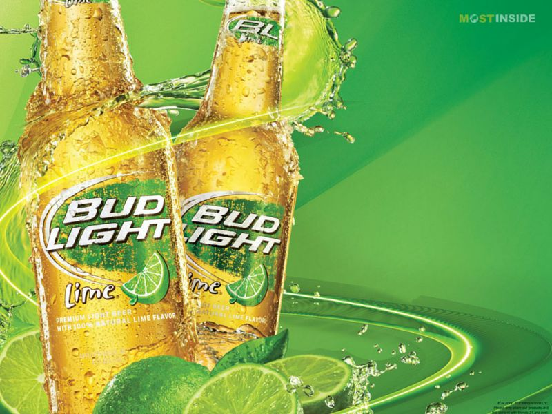 Carbs Bud Light Lime