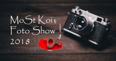 Nu är det dags för MoSt Koi Foto Show 2018