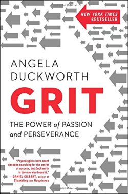 Grit by Angela Duckworth - Book Review