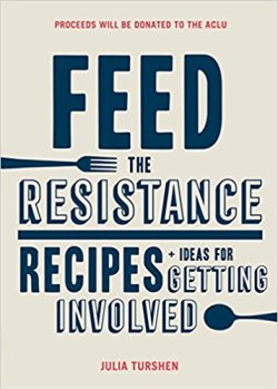 Feed the Resistance by Julia Turshen - book review on MostlyBalanced.com