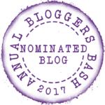 Mostly Blogging was nominated for a #Blogging award #BloggingTips