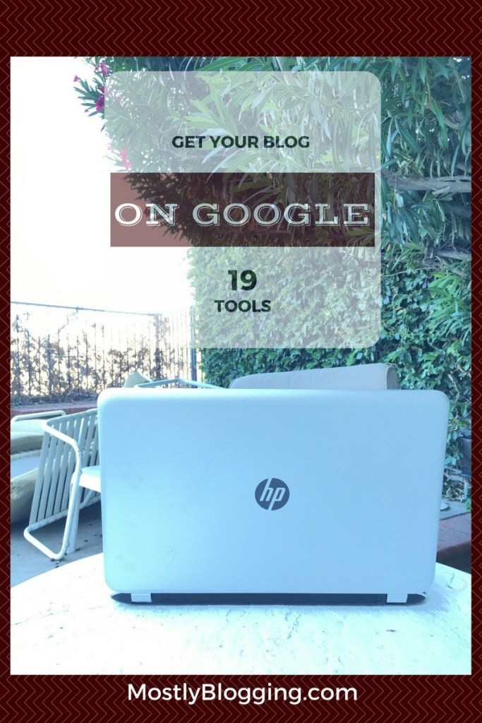 Google tools help #bloggers be more productive #technology